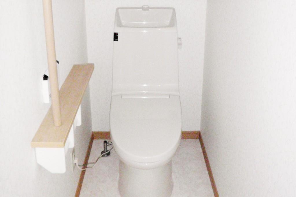 「トイレ」リフォーム工事